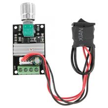 цена на 3A PWM DC 6-28V DC Regulator Speed Electric Motor Controller with Switch Function motor regulator