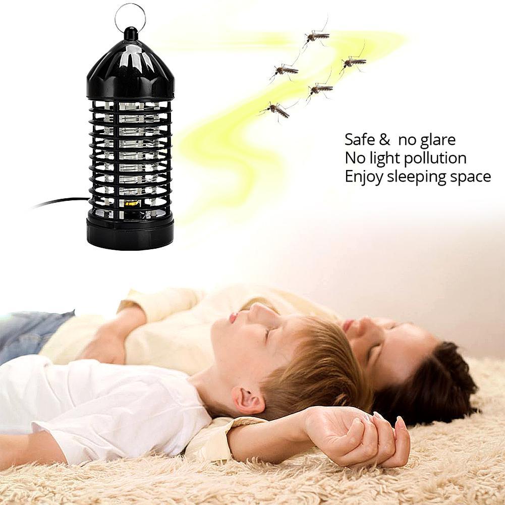 Radiationless led assassino do mosquito elétrico zapper lâmpada assassino do mosquito luzes para casa eua/ue plug inseto repelente anti mosquito|Lâmpadas p/ matar mosquito| |  - title=