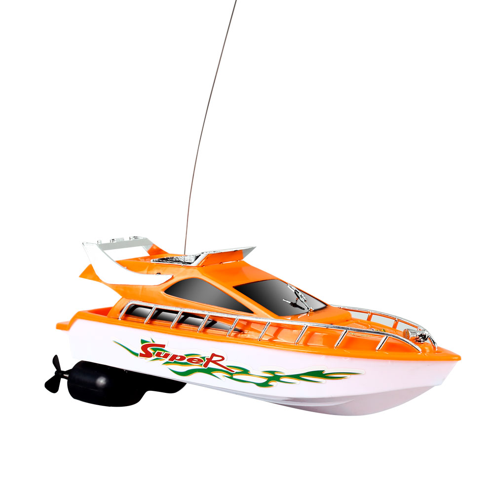Racing Boat Remote Control Boat Rc Multicolor Rc Speedboat Racing Toy Speedboat Game Outdoors Electric Boat Electric Toy Rc Toy in RC Boats from Toys Hobbies