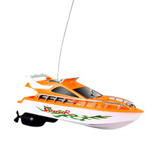 Racing Boat Remote Control Boat Rc Multicolor Rc Speedboat Racing Toy Speedboat Game Outdoors Electric Boat Electric Toy Rc Toy цена 2017