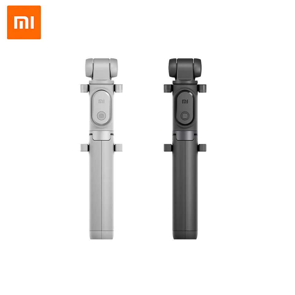 Xiaomi Tripode Selfie Stick Foldable Tripe Mi Monopod Shutter Holder Tripod Selfi Bluetooth Wireless Ios Android Phone Sticker