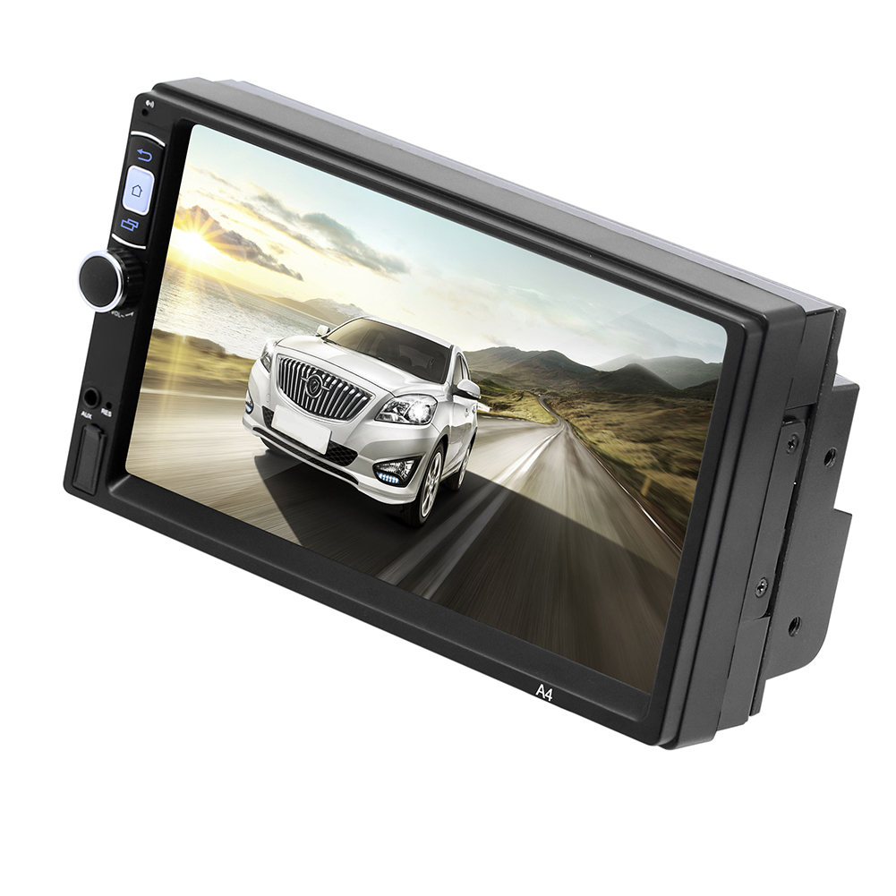 "Car Stereo 2 din Car Multimedia MP5 Player 1+16G 7"" for Android 8.1 Bluetooth WIFI GPS Nav Car Radio HD Video Audio"