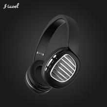 цены на Wireless Bluetooth Headphones Fashionable Foldable Over The Ear Headsets BT 4.1 Support FM Radio& SD Card Earphone with Mic в интернет-магазинах