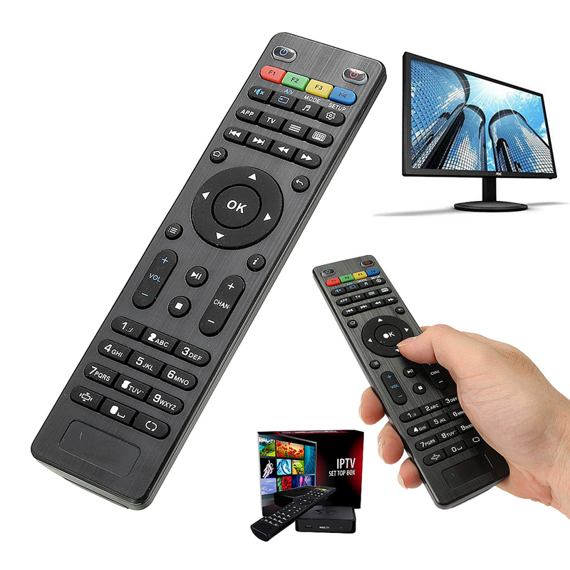 LEORY Replacement TV Box Remote Control For Mag254 Controller For Mag 250 254 255 260 261 270 IPTV TV Box For Set Top Box Mag254 500ml usb air humidifier essential oil diffuser mist maker fogger mute aroma atomizer air purifier night light for home