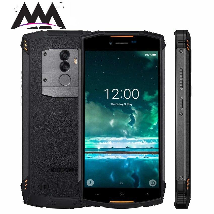 Купить DOOGEE S55 IP68 Waterproof shockproof mobile phone 5500mAh 4GB+64GB 5.5