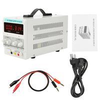 30V 10A Variable Regulated Digital DC Power Supply Accuracy Adjustable US Plug 110V
