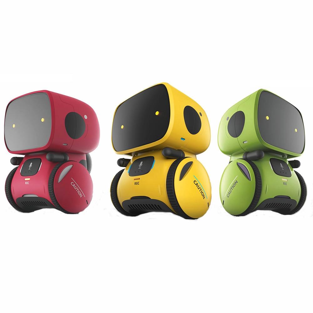 LEORY Smart RC Robot Electronic Walking Dance Toys...