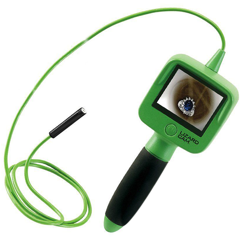 Handheld Wireless Home Endoscope Hd Duct Borescopes Suitable For Observing Vents, Electrical Appliances Behind, Drains, Toilets