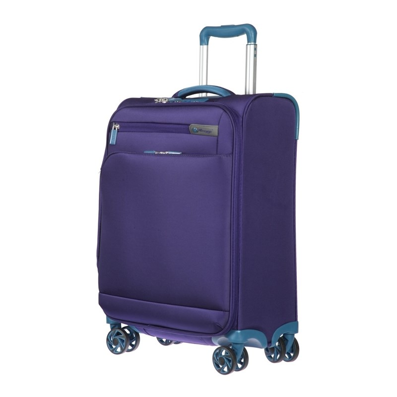 Suitcase-trolley Verage GM17016W20 purple