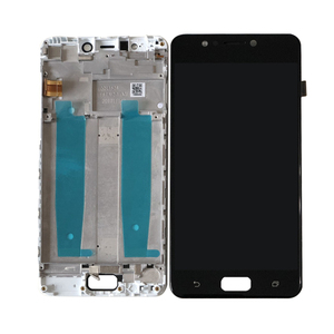 """Image 2 - 5.2"""" Original Axisinternational For Asus Zenfone 4 Max ZC520KL X00HD LCD Display Screen+Touch Panel Digitizer Frame For ZC520KL"""
