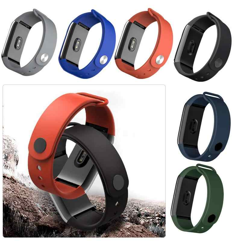 SIKAI Sillicone Watch Strap for Huami Amazfit Cor Replacement Comfy Colorful Bracelet Watch Bands for Huami Amazfit Cor band