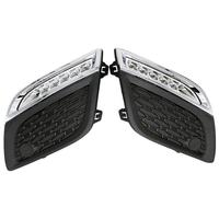 DHBH Led Daytime Running Light Led Drl Led Daylight With Dimming Function For Volvo Xc60 2011 2012 2013