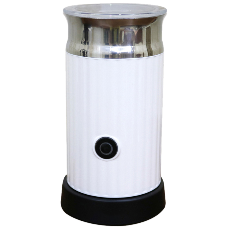 EAS-Automatic Milk Frother With Stainless Steel Container For Soft Foam Cappuccino Electric Coffee Machine Maker Hot/Cool Eu PEAS-Automatic Milk Frother With Stainless Steel Container For Soft Foam Cappuccino Electric Coffee Machine Maker Hot/Cool Eu P