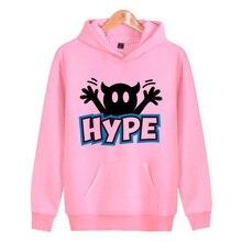 26e3cc3307b5d Hype Толстовки Кофты Уличная пуловер-хоп мужчин/женщин hoddies хип harajuku  homme J1291