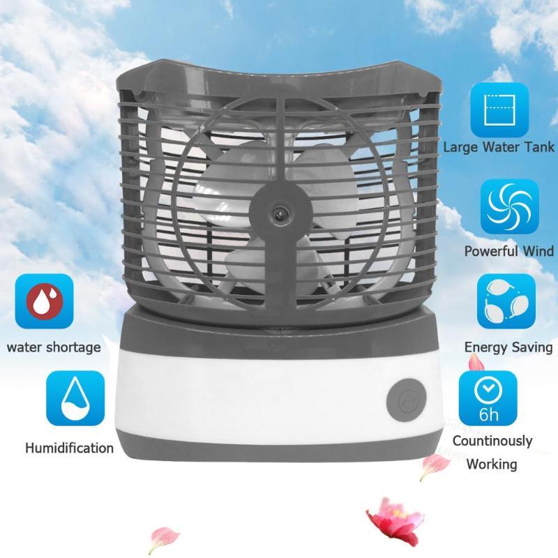 Gastfreundlich Mini Klimaanlage Auto Auto Air Cooling Usb Fan Hause Auto Air Lüfter Luftkühler Luftbefeuchter Auto Zubehör Bequemes GefüHl