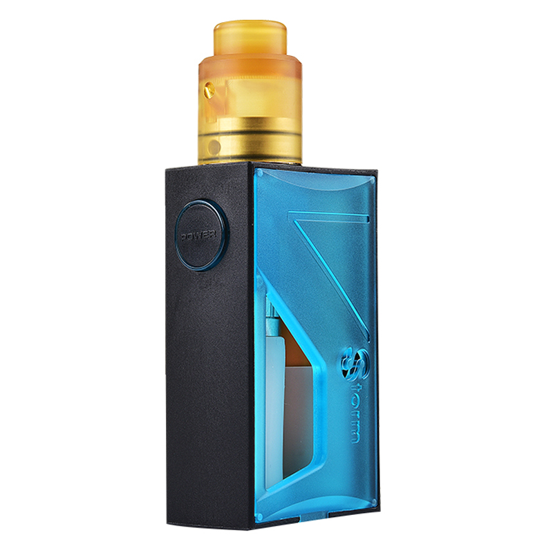 JFBL Hot Vapor Storm Raptor Squonk Mod Safe Firmware Vape BF Box Electronic Cigarette 5mL Bottle