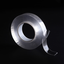 Нано- многофункциональная клейкая лента против скольжения фиксирующая бытовая продукция Автомобильная наклейка Двухсторонняя клейкая лента прочная клейкая лента