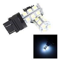 2 teile/satz T25 3157 18SMD 5050 LED Umge Backup Schwanz Glühbirne Cool White
