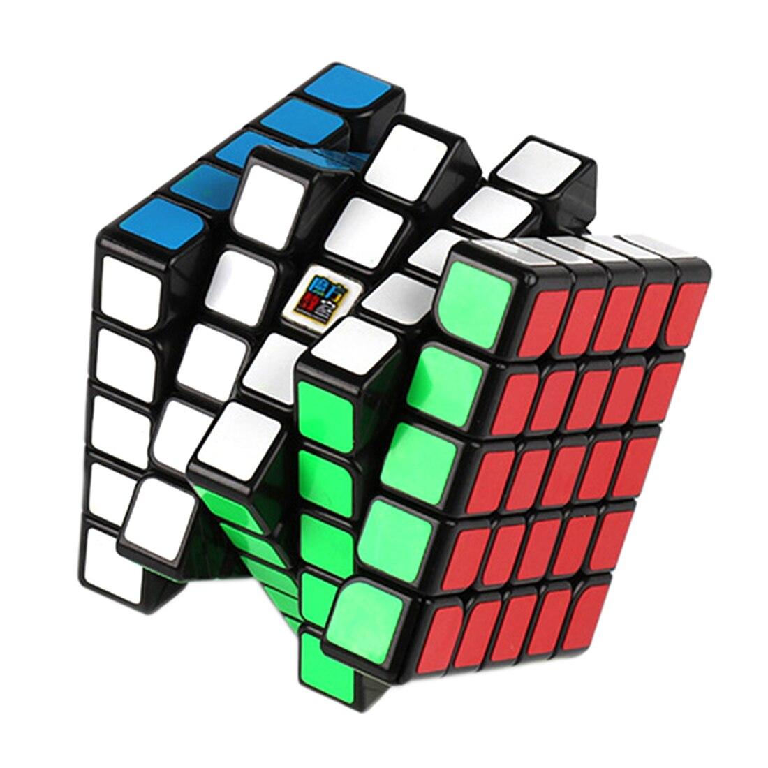 Nouvelle arrivée MF9310 Cubing salle de classe 2-7 étapes Cube magique ensemble avec emballage de boîte-cadeau pour la formation du cerveau - 3