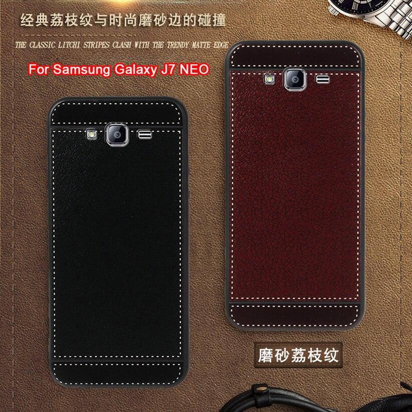 441e6ebce8b Funda for Samsung Galaxy J7 NEO Case cover Soft matte silicone Coque for  Samsung J7 NEO Cases for Samsung Galaxy J7 NEO Cover