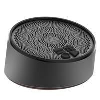 Wireless Bluetooth Loudspeaker Box Mini Portable Bass Cannon Metal Plug in Card Vehicle Audio speaker for laptop