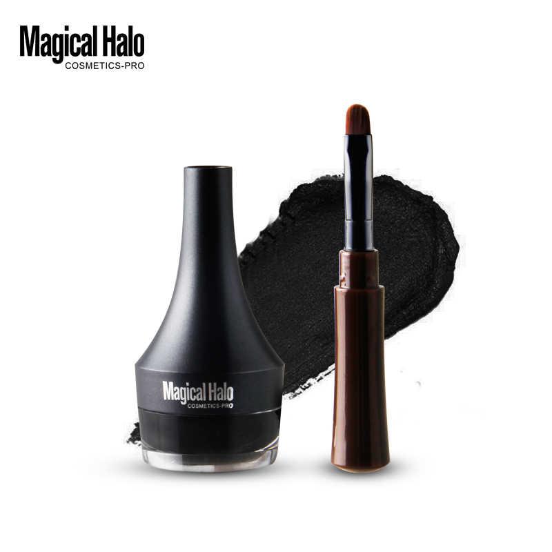 Волшебный матовый гель для бровей, водостойкий крем-подводка для глаз с кистью для макияжа, стойкий крем для бровей cejas delineado TSLM2