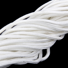 Durable 20 Meters 6MM Twisted Polyester Nylon Braided Boat Mooring Anchor Rope Line Anchor Boat  Rope