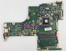Echte 809336 601 809336 501 809336 001 w A6 6310 CPU DA0X22MB6D0 Moederbord Moederbord voor HP 15 15  AB Serie NoteBook PC