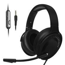 NUBWO N15 Gaming Headset Casque Head-mounted Stereo Gaming Headphones with Mic For PC, Laptop, PS4, Xbox One, Nintendo Switch nubwo n2 brand headphones best gamer casque stereo gaming headset with mic for pc ps4 2016 new xbox one laptop fones