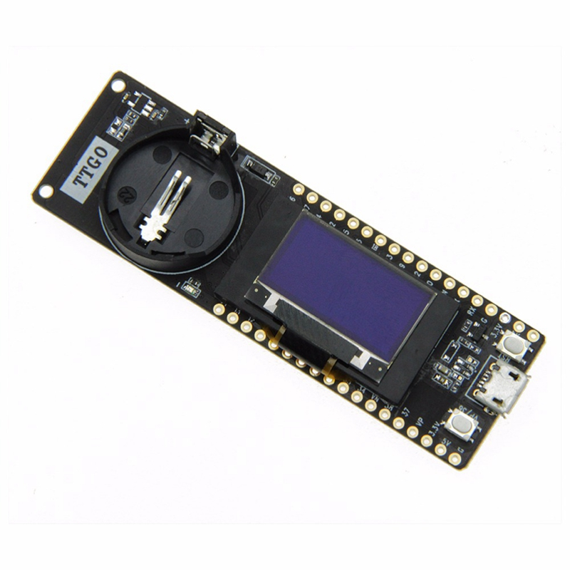 Image 4 - Ttgo T Fox 20Db Lora32 V1.1 868Mhz Esp32 Lora Oled 0.96 Inch Bluetooth Wifi Wireless Module Esp 32 868Mhz 40MHz crystal oscillat-in Circuits from Consumer Electronics