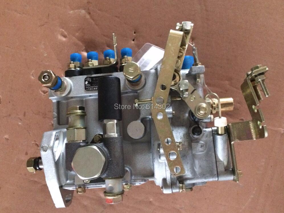 China supplier weifang Ricardo huafeng huadong K/ZH4100Y4/ZY4 series diesel engine parts-2200rmp fuel injection pump