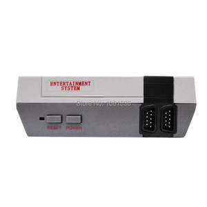 Image 2 - Mini TV portable famille loisirs Console de jeu vidéo AV Port rétro intégré 620 jeux classiques double manette de jeu lecteur