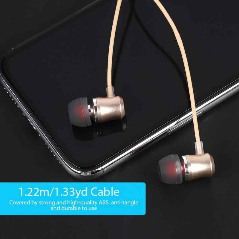 Âm thanh Stereo Âm Thanh Trong Tai Nghe Nhét Tai Có Dây 3.5mm Điện Thoại Tai Nghe In-Ear HD Tai Nghe Nhét Tai có Mic dành cho Điện Thoại Thông Minh Laptop MP3 Người Chơi
