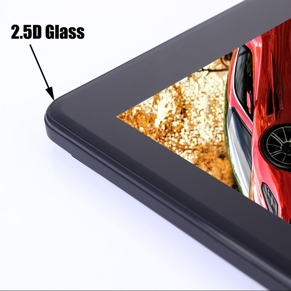 2.5D ips экран 10 дюймов Android планшетный ПК MTK6580 четырехъядерный 3g B ram 32 Гб rom wifi gps Две sim карты 3g WCDMA телефонный звонок Phablet - 4