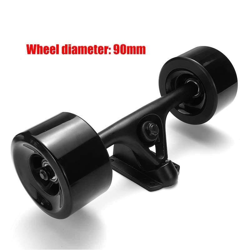 Image 2 - Двойной привод мотор для скутера комплект высокой мощности DC бесщеточный мотор колеса дистанционное управление для электрического скейтборда 600W-in Скейтборд from Спорт и развлечения
