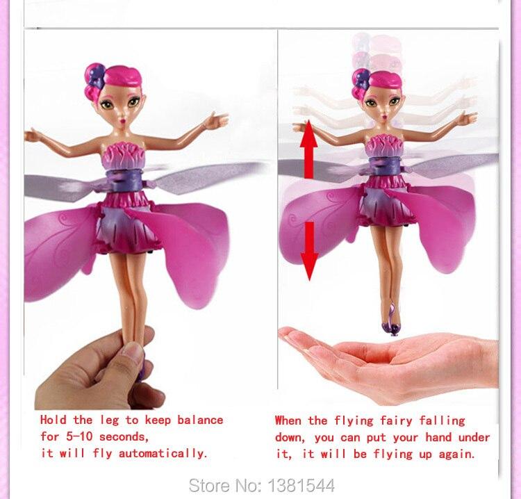 DIY Flying Fairy 04