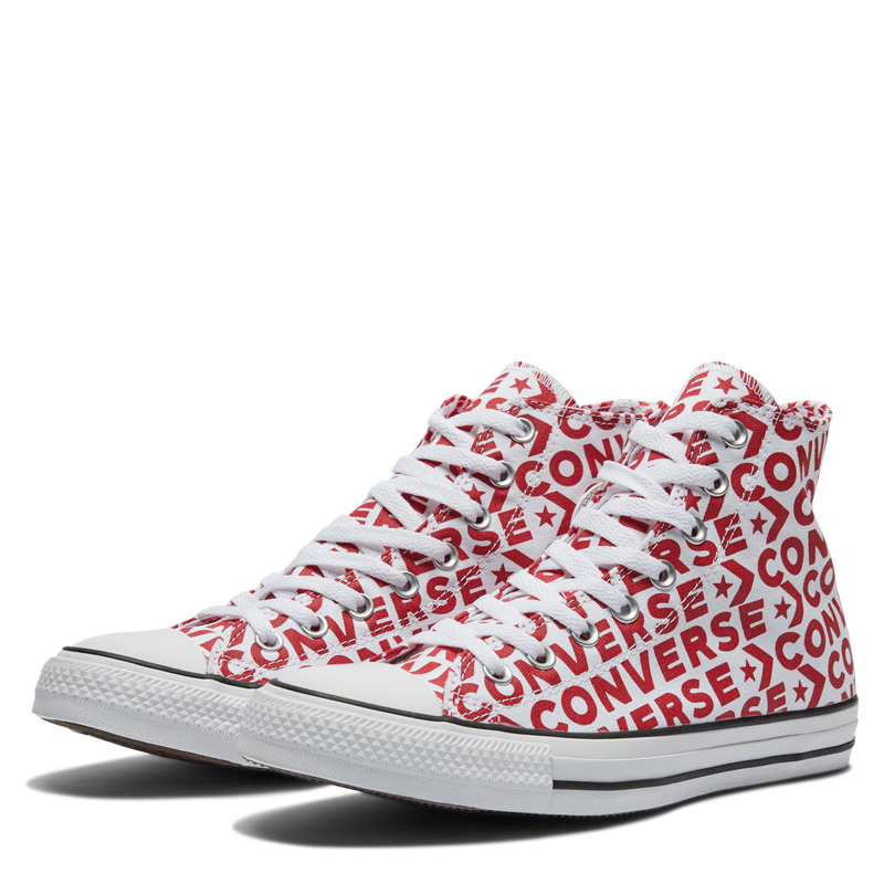 Converse officiel Chuck Taylor All Star haute aide unisexe Skateboarding chaussures à lacets plat Sneaksers # 163953c - 3