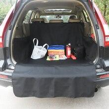 Plus longue voiture Anti sale coussin Automobile coffre tapis O SHI voiture chien chat imperméable à leau usure coussin tapis