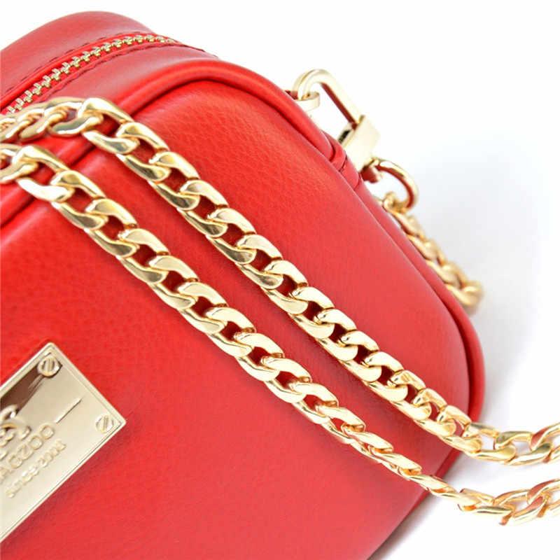 2019 120 سنتيمتر الفولاذ المقاوم للصدأ محفظة سلسلة حزام مقبض الكتف حقيبة يد كروس حقيبة المعادن استبدال 3 اللون