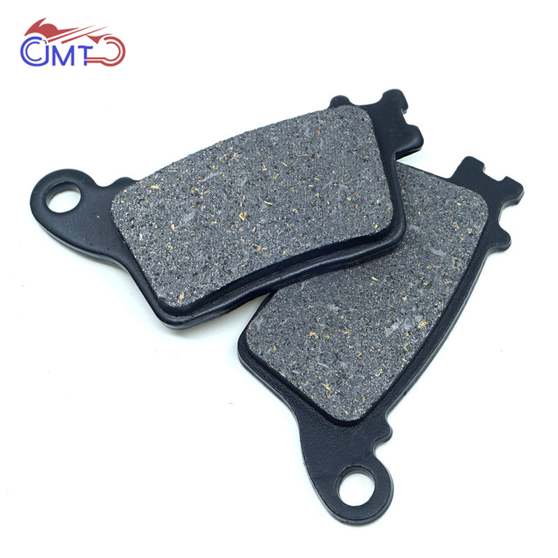 For Honda CB600F <font><b>Hornet</b></font> /S /ABS 2007-2017 CBR600F 2011-2017 CBR600RR 2007-2018 Motorcycle Front Brake Pads Quality Part image