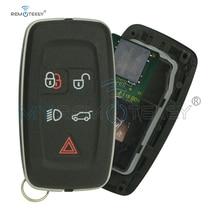 Remtekey AH22-15K601-AD 434Mhz 5 button auto smart key for Landrover Range Rover Sport LR4 2010 2011 2012 remtekey ah22 15k601 ad 434mhz 5 button auto smart key for landrover range rover sport lr4 2010 2011 2012
