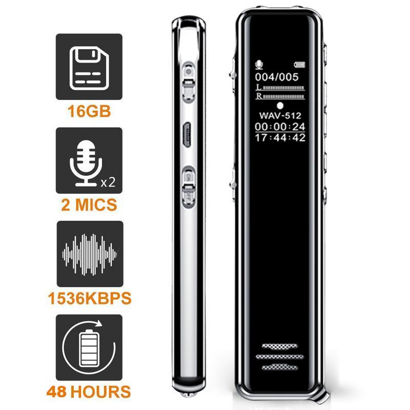 Digital Voice Recorder Tragbares Audio & Video Wdjd X5 Neu Kommen Digital Voice Recording Wiederaufladbare 8 Gb Hq Digital Audio Voice Recorder Pen Mp3 Player Voice Recorder