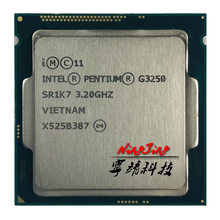Intel pentium g3250 3.2 ghz processador central de núcleo duplo 3 m 53 w lga 1150
