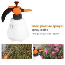 Вода может сад 2In1 пластиковое оросительное сопло для цветы для дома, сада бутылка для полива лейки спринклерной чайник