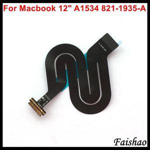 """Image 3 - Faishao Nuovo Touchpad Trackpad Cavo Della Flessione Del Nastro 821 1935 A 821 00507 A Per Apple Macbook 12 """"Retina A1534 2015 2016 2017 Anno"""