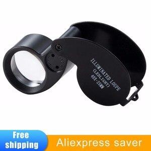 40x 25mm Jewelers Eyes Optical