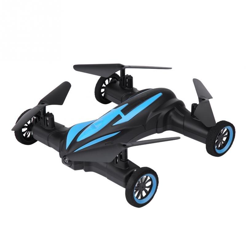 LH X21 Air Ground RC Drone Car Six axle Gyroscope High Speed RC Flying Car Headless