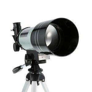 Image 2 - מקצועי חיצוני HD משקפת 150X שבירה חלל האסטרונומי טלסקופ נסיעות אכון היקף עם חצובה ניידת