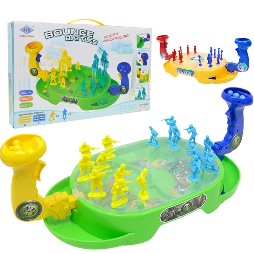 Nouveau Style enfants bataille jouet meilleur cadeau pour enfants enfant drôle jouets éducatifs nouveauté Gag jouets jeu de société pour les amis de la famille