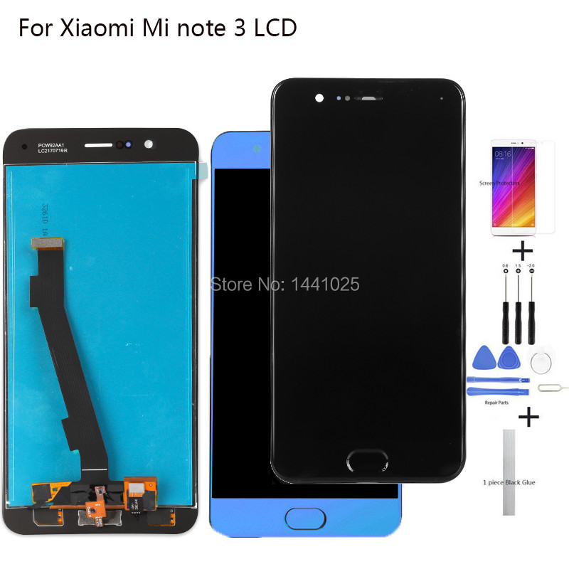 Display Screen Replace For Xiaomi Mi Note 3 LCD Touch screen 5.5 inch black blue For Xiaomi Note 3 LCD Touch screen With FrameDisplay Screen Replace For Xiaomi Mi Note 3 LCD Touch screen 5.5 inch black blue For Xiaomi Note 3 LCD Touch screen With Frame
